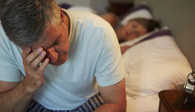 Age, Antidepressant Use Influence Sleep in Mild Cognitive Impairment