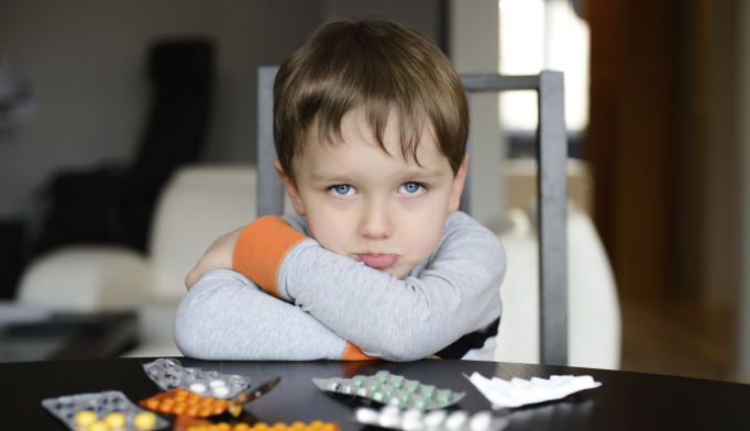 Common ADHD Drugs Slightly Increase CV Risk Later on For Children
