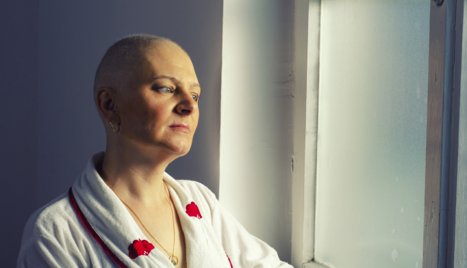 Most Depressed Cancer Patients Don't Get Psychiatric Treatment