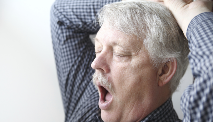 Seniors With Daytime Sleepiness Benefit From CPAP