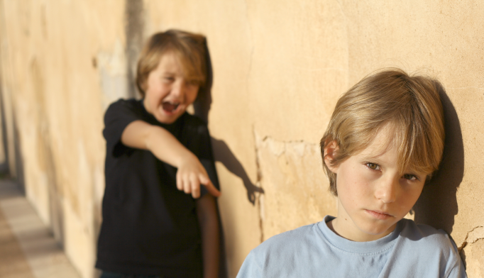 Sibling Bullying Can Lead to Depression, Self-Harm