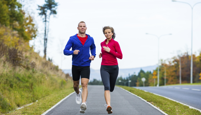 running lowers alzheimer's death rate