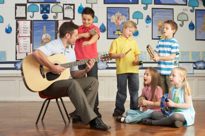 Music Therapy Reduces Depression in Kids
