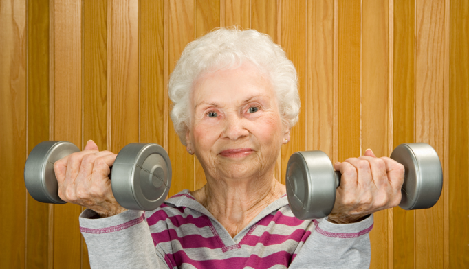Many Types of Exercise Benefit Cognitive Function in Seniors