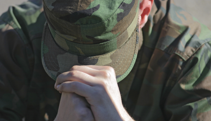 Suicide Risk of Soldiers Predictable With Algorithm