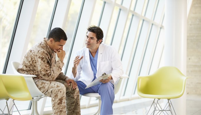 Suicide Rate Declining for Vets Who Use VA Health Services