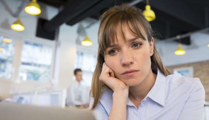 Nearly 40% of People With Depression Miss Work