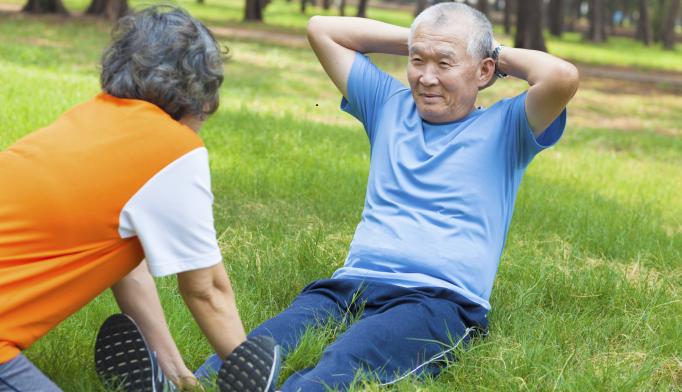Exercise Reduces Cognitive Decline in Patients With Parkinson's