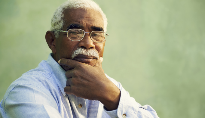 Despite High Risk, Alzheimer's Rarely Discussed by African-Americans