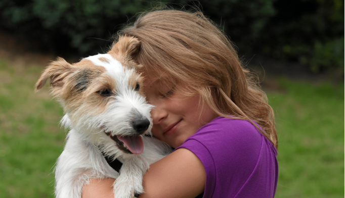 Pets Can Increase Social Skills in Children with Autism
