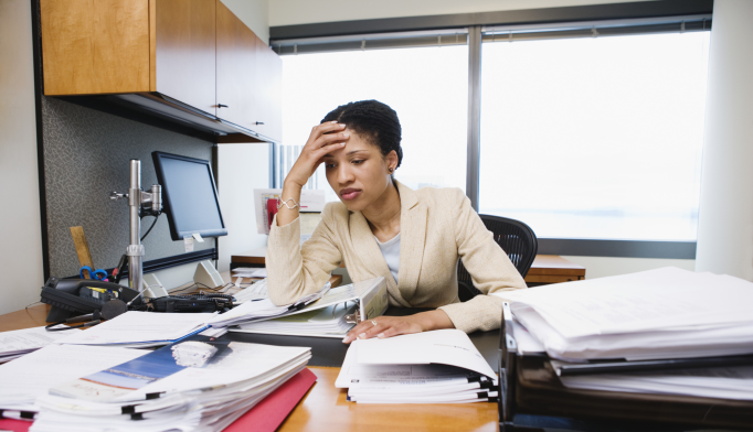 Smoking, high job stress puts workers at greater risk for mental health sick leave, though physical activity can reduce the need.
