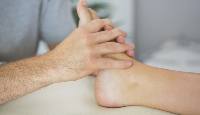 Targeted reflexology can alleviate anxiety and pain.