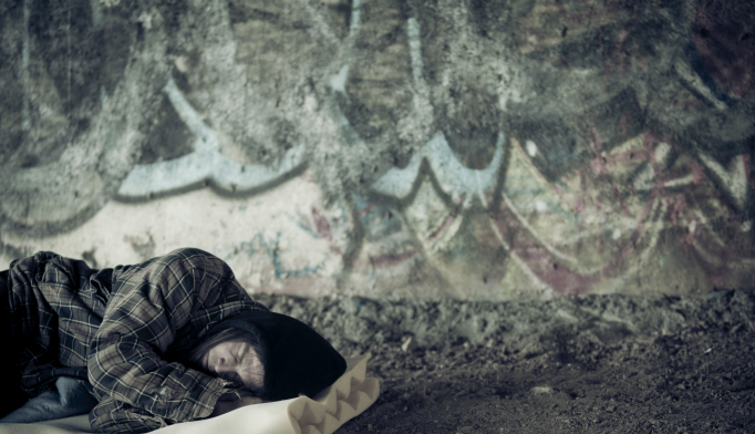 Homeless Mentally Ill Have High Risk of Heart Disease