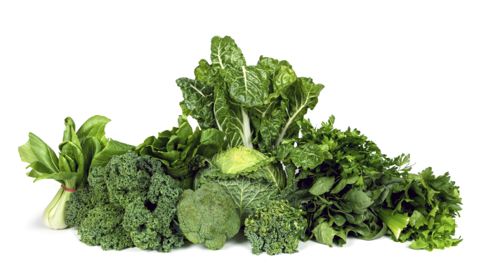 Can Leafy Veggies Each Day Keep Dementia Away?