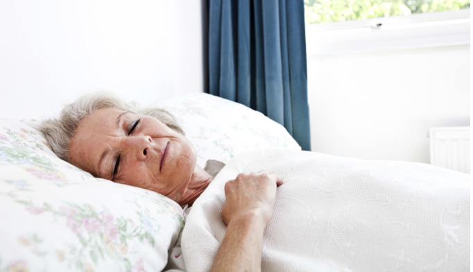 Sleep Quality May Impact Alzheimer's Risk