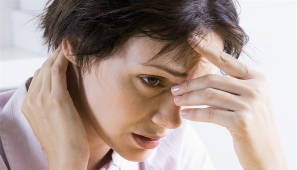 Anxiety about health was linked to a higher risk of ischemic heart disease.