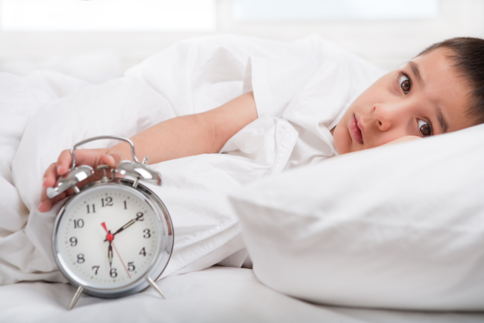 Sleep Disorders in Childhood May Portend Later Mental Illness