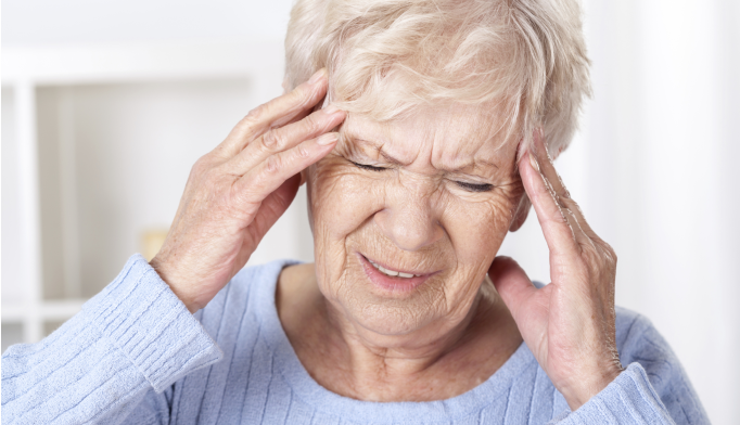 Some Alzheimer's Patients Have Increased Pain Sensitivity