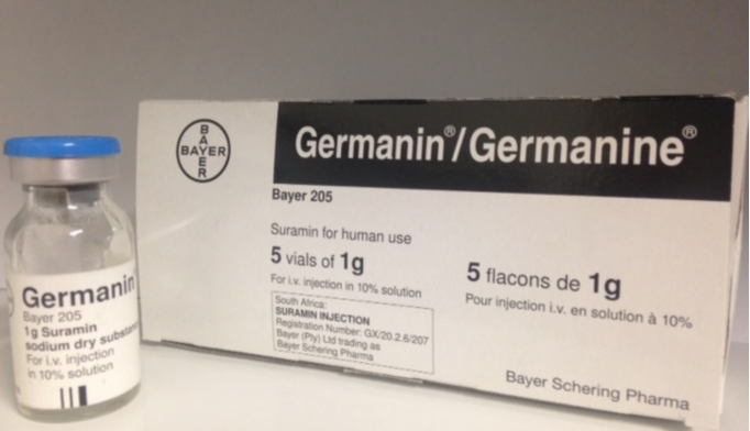 100-Year-Old Drug Suramin Under Investigation As Autism Treatment