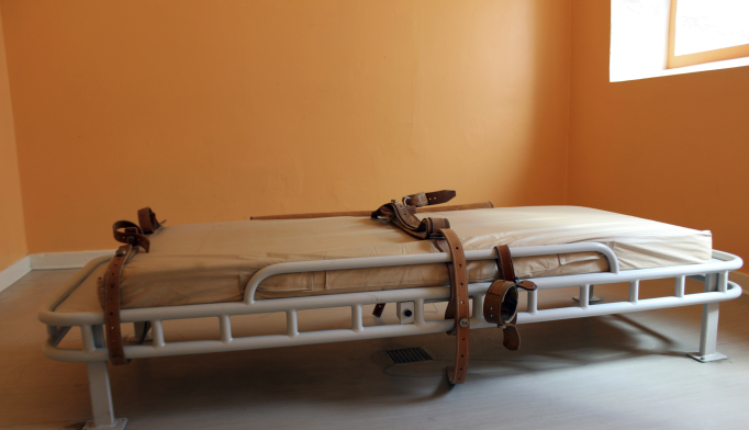 physical restraints in health care facilities Physical restraint refers to means of purposely dangerous to the physical and mental health of restrained in a psychiatric care facility in.
