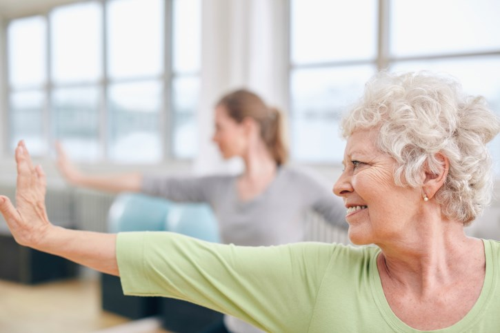 Lack of exercise may render people as likely to develop dementia as a genetic predisposition.