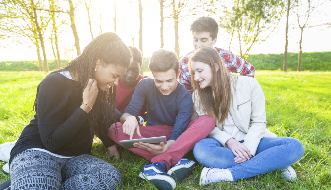 A small project in Australia has high school students and researchers developing suicide prevention interventions using social media.