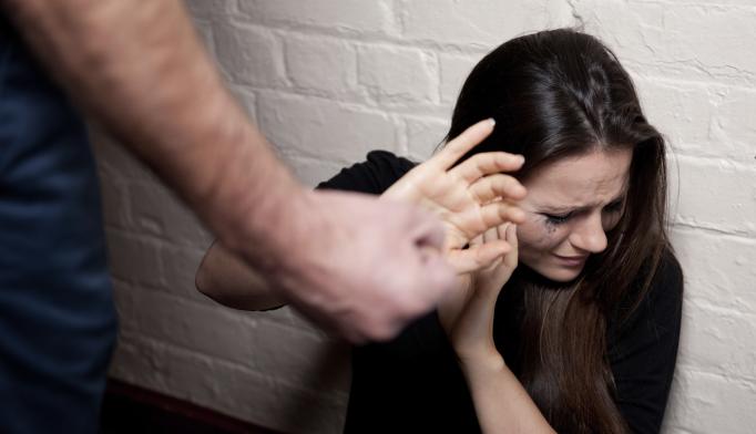 lesbain violence
