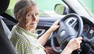 Older Adults Driving 85