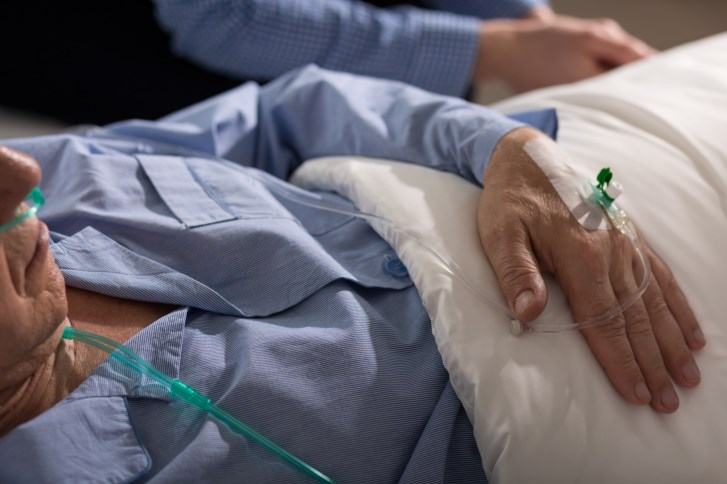 End-of-Life QOL Benefits From Approrpiate Hospice, Opioid Use
