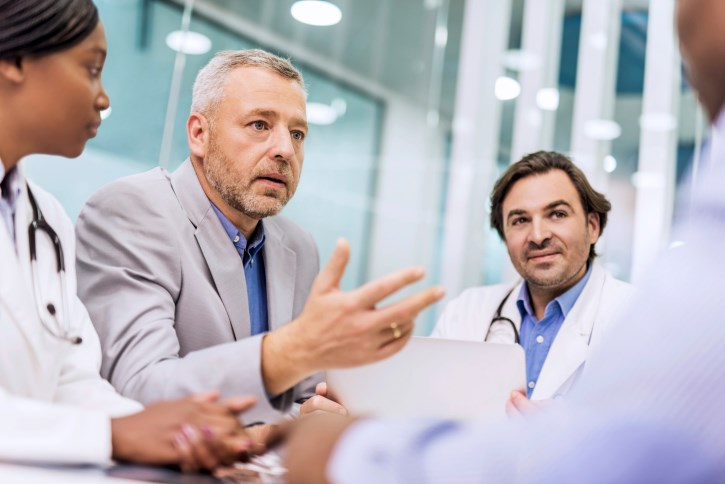 A physician-patient relationship is broadly defined as an affiliation in which the patient seeks care, and the physician agrees to provide care.