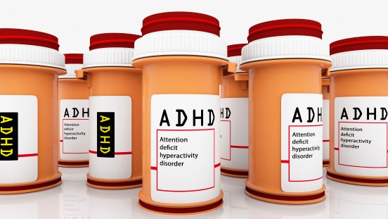 ADHD Medications and Bone Density