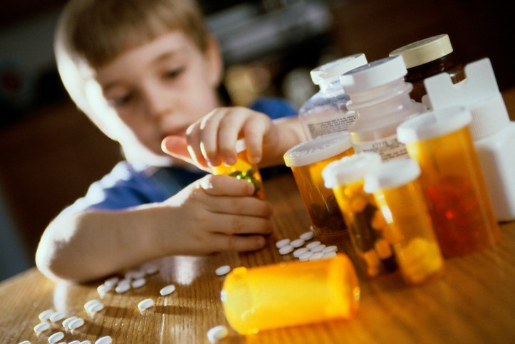 Opioid Poisonings Rising Dramatically in Children, Teens