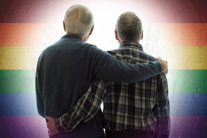There are approximately 1 to 3 million LGBTQ individuals aged 65 years and older living in the United States.