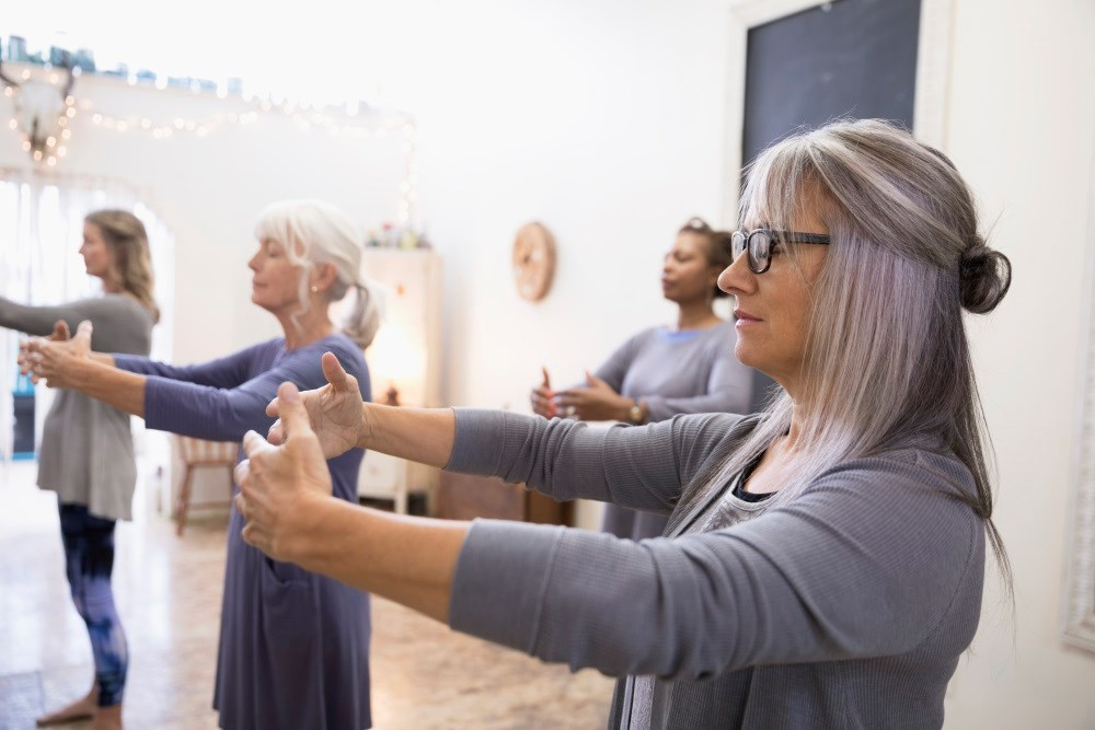 Tai chi chih is as effective as cognitive behavioral therapy for improving insomnia among survivors of breast cancer.