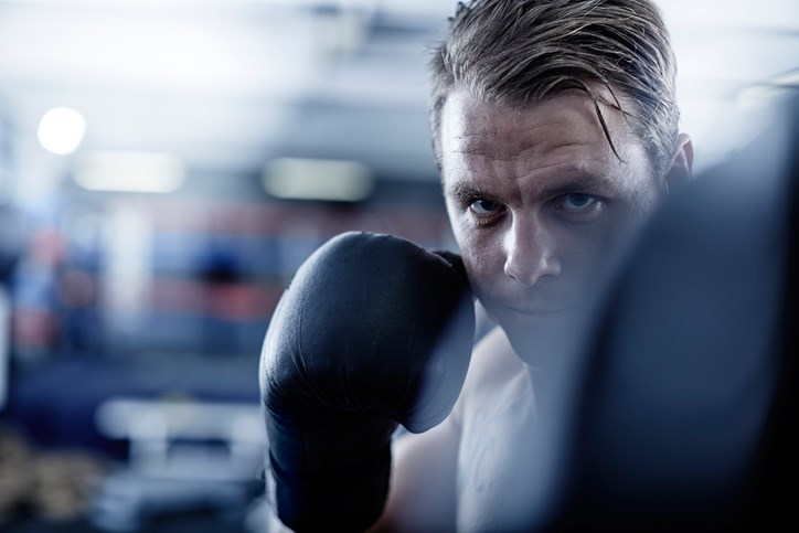 Cognition in Professional Fighters Associated With 7 Biomarkers