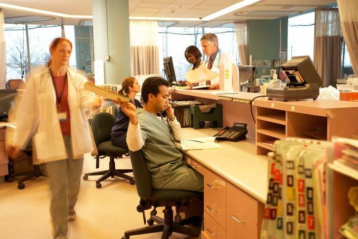 40% of Patients Report Breakdowns in Hospital Care