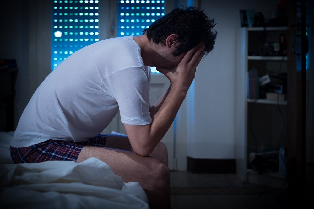 Sleep impairment — most frequently insomnia — is the most commonly reported symptom in individuals who are in the prodromal phase of schizophrenia.