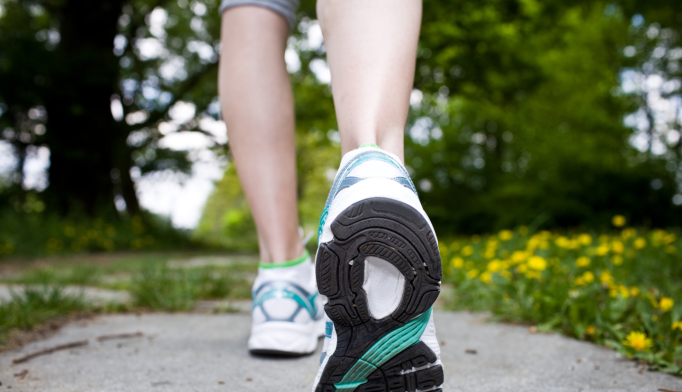 Parkinson's Disease Patients Benefit from Aerobic Walking