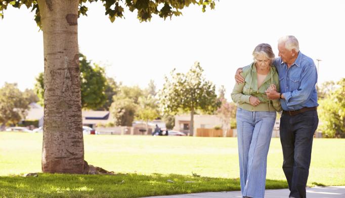 Spousal Caregiving Elevates Depression Risk