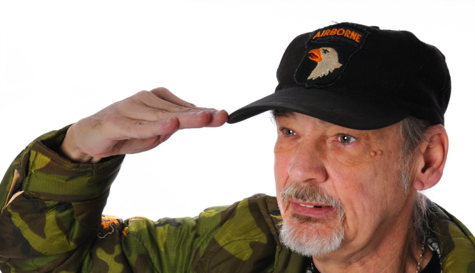 At least one-third of Vietnam vets with PTSD also have comorbid major depression.