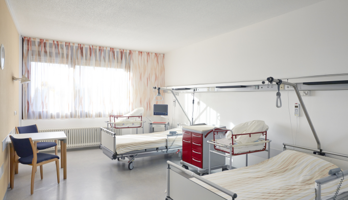 Aesthetics of Psychiatric Facilities Influences Use of Restraints