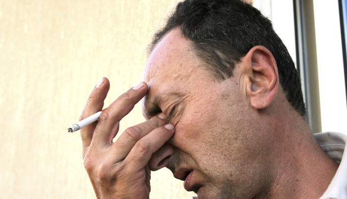Smoking May Boost Psychosis Risk