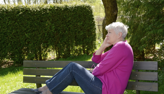 Seniors Get Psychiatric Meds At Twice the Rate of Younger Adults