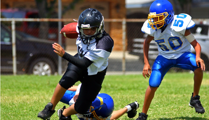 Starting Football Young Increases Risk for Cognitive Deficits Later