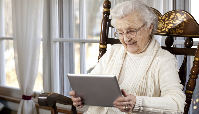 Leveraging Technology to Improve Mental Health for Seniors