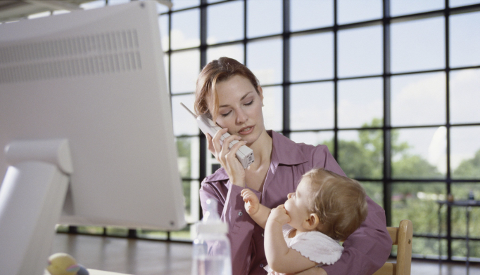 Telephone Peer Support Improves Postpartum Depression