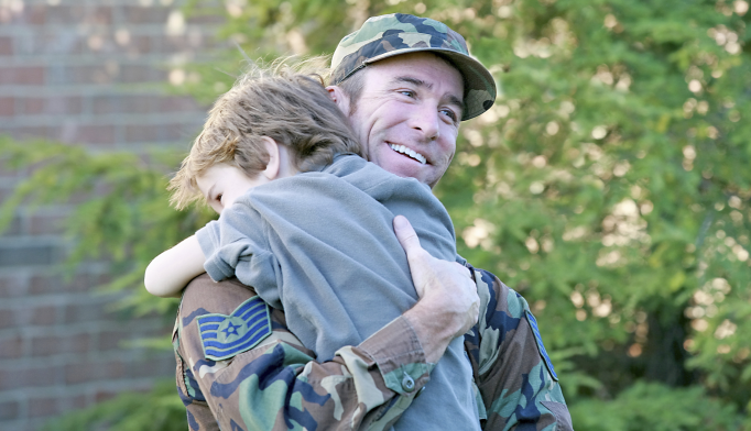 Impact of Parental Military Deployment on Children