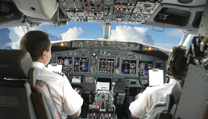 For the first time, an anonymous study reported on depression and suicidal thoughts among commercial airline pilots.
