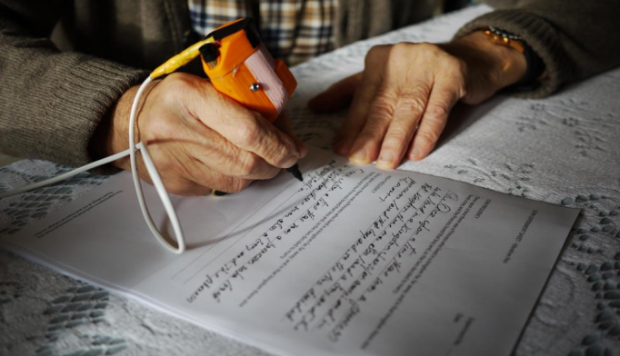 Special Pen Improves Handwriting in Parkinson's Patients