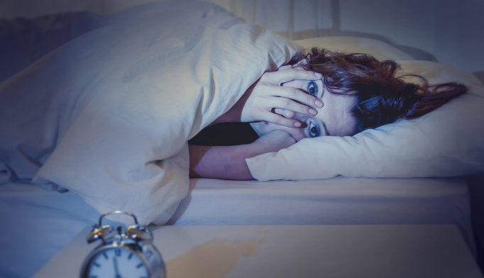 Depression, Insomnia Associated with Frequent Nightmares